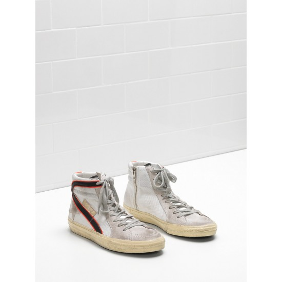 Men/Women Golden Goose slide in ren balck sneaker