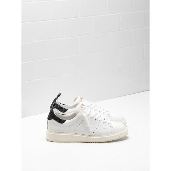 Women Golden Goose starter upper in contrasting color sneaker