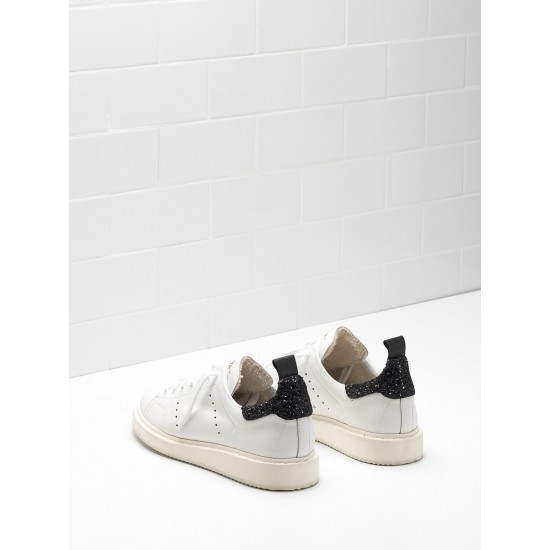 Women Golden Goose starter upper in contrasting color sneaker