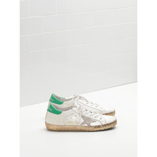 Men/Women Golden Goose superstar suede star rubber sole smeare sneaker